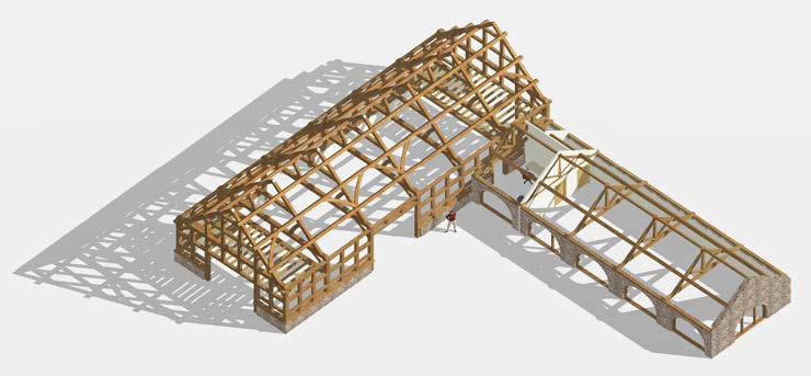Framewright For Archicad Virtual Timber Framing Solution