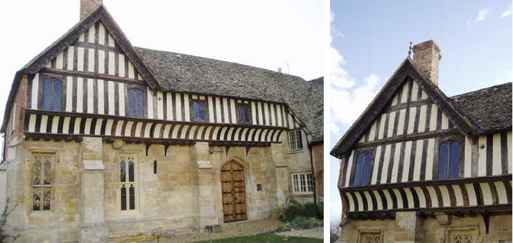 Oak Frame Carpentry Company England Restoration